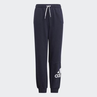 Boys Sportswear Blue Essentials French Terry Pants