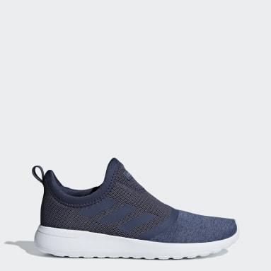 Zapatillas Lite Racer Slip-on Azul Mujer Diseño Deportivo
