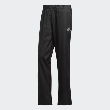 Men Golf Black Climastorm Provisional Trousers
