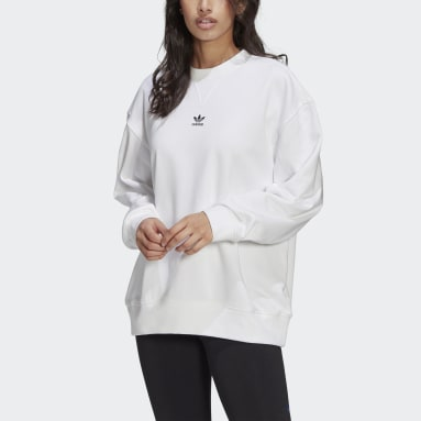 Dam Originals Vit LOUNGEWEAR Adicolor Essentials Sweatshirt