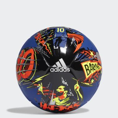 Football Blue Messi Mini Ball