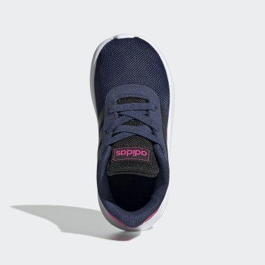 Kids Sport Inspired Blue Lite Racer 2.0 Shoes