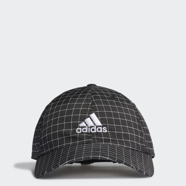 Field Hockey Black Primeblue Dad Cap