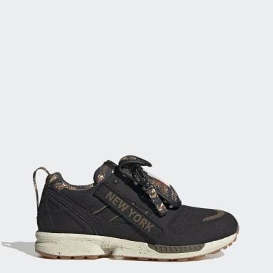 Men Originals Black ZX 8000 Out There Shoes