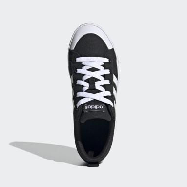 Zapatillas Bravada Negro Niño Diseño Deportivo