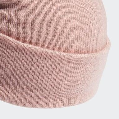 Originals Pink Adicolor Bobble Beanie