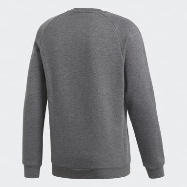 Sweatshirt Core 18 Cinzento Homem Ginásio E Treino