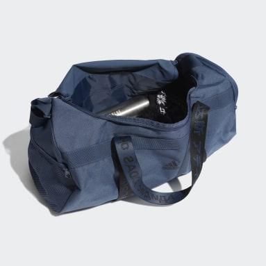 Házená modrá Taška 4ATHLTS ID Duffel Medium