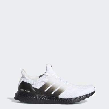 Men's Running White Ultraboost 5.0 DNA Shoes