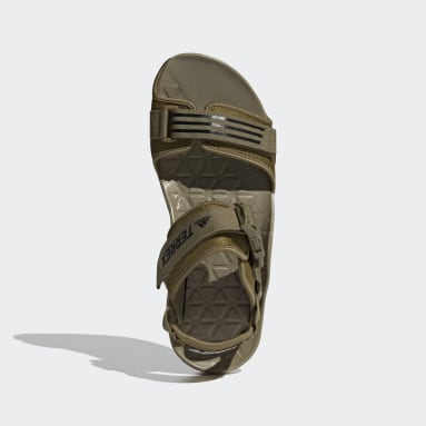 TERREX Green Terrex Cyprex Ultra II DLX Sandals