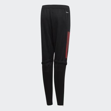Pantaloni da allenamento Belgium Nero Bambini Calcio