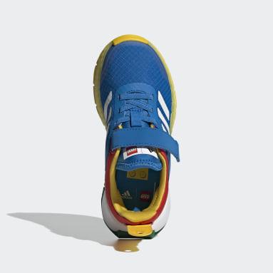 Zapatilla adidas x LEGO® Sport Azul Niño Running