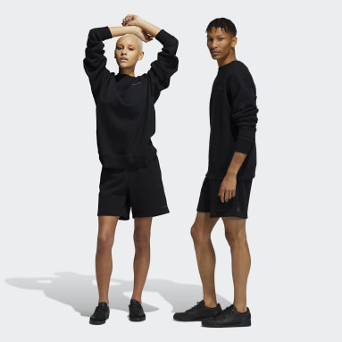 Originals Black Pharrell Williams Basics Shorts (Gender Neutral)