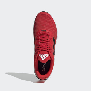 Men Running Red Duramo SL Shoes