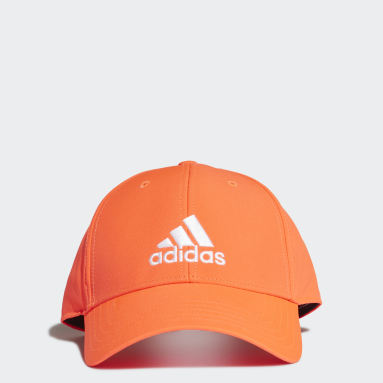 Tennis Baseball Kappe Orange