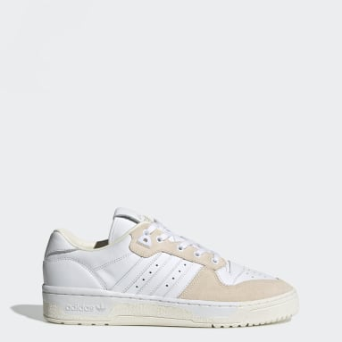 Heren Originals Wit Rivalry Low Schoenen