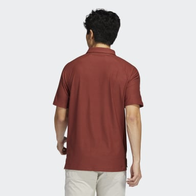 Men's Golf Red Go-To Polo Shirt