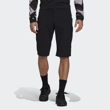 Männer Five Ten Five Ten TrailX Bermuda Shorts Schwarz
