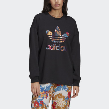 Women Originals Black HER Studio London Sweatshirt
