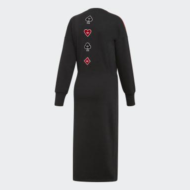 Kadın Originals Siyah V-Day Elbise