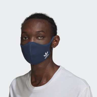 Originals Green Face Cover 3-Pack M/L - Not For Medical Use
