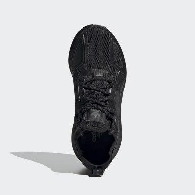 Chaussure ZX 2K Boost noir Adolescents Originals