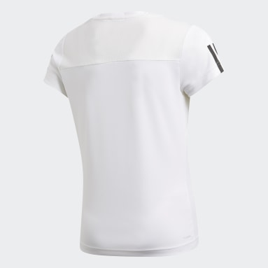 Youth Training White Equip Tee