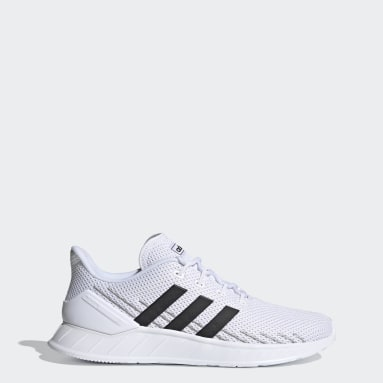 Men Sport Inspired White Questar Flow NXT Shoes