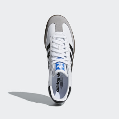 Originals Beyaz Samba OG Ayakkabı