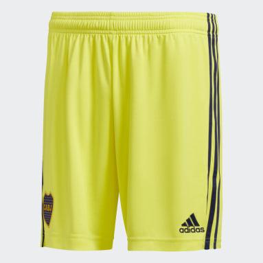 Shorts Arquero Boca Juniors 20/21 Amarillo Hombre Fútbol