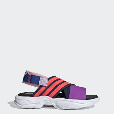 Women Originals Blue Magmur Sandals