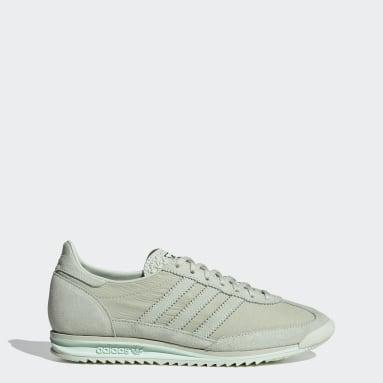 Women Originals Green SL 72 Shoes