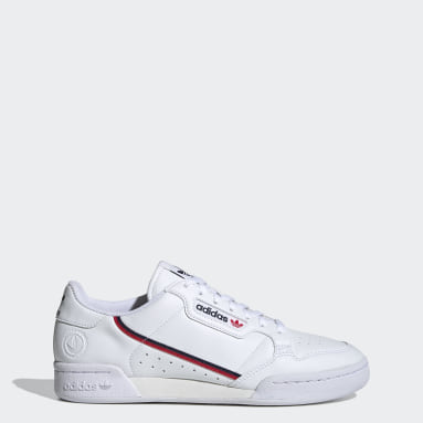 Originals White Continental 80 Vegan Shoes