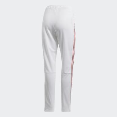Pantalon d'entraînement Tiro19 blanc Femmes Soccer
