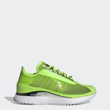 Women Originals Green SL Andridge Shoes