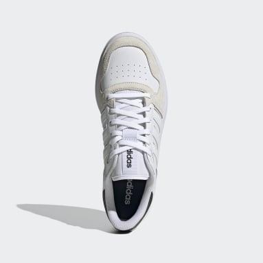 Tennis Wit Breaknet Plus Schoenen