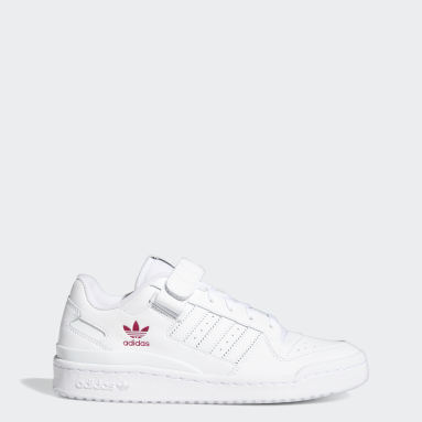 Zapatillas Forum Low Blanco Mujer Originals