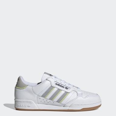 белый Кроссовки Continental 80 Stripes