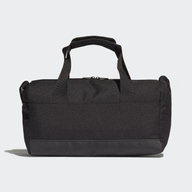 Házená černá Taška Essentials 3-Stripes Duffel Extra Small