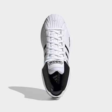 Basketball White Pro Model 2G Shoes