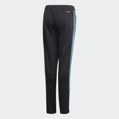 Youth Soccer Black Tiro 19 DS Pants