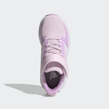 Kids 4-8 Years Running Pink Runfalcon 2.0 Shoes
