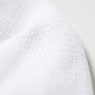 Medias Trifolio Liner - 3 Pares (UNISEX) Blanco Originals