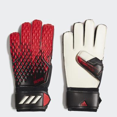 Soccer Black Predator 20 Match Gloves