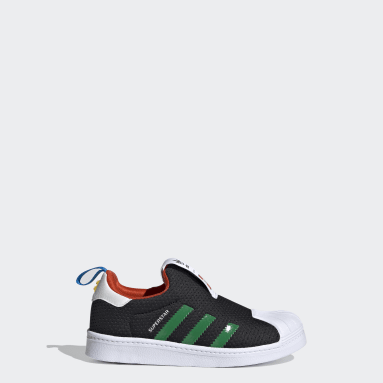 Kids Originals Black adidas Superstar 360 x LEGO® Shoes