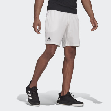 Short de tennis Club Stretch-Woven blanc Hommes Tennis