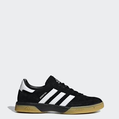 Netbal zwart Handball Spezial Schoenen