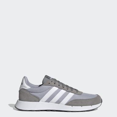 Men Sport Inspired Grey Run 60s 2.0 Shoes