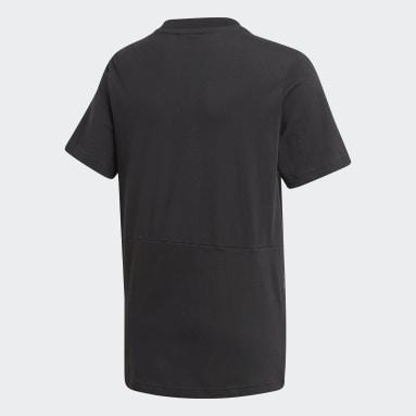 Camiseta Classics Negro Niño Training