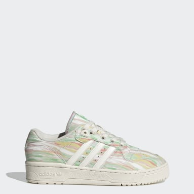 Chaussure Rivalry Low Blanc Femmes Originals
